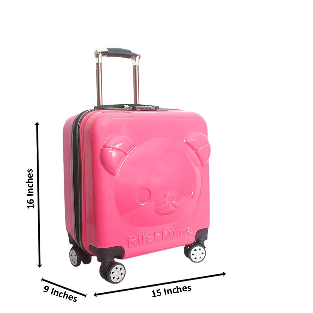 Pink Kiddes Suitecase