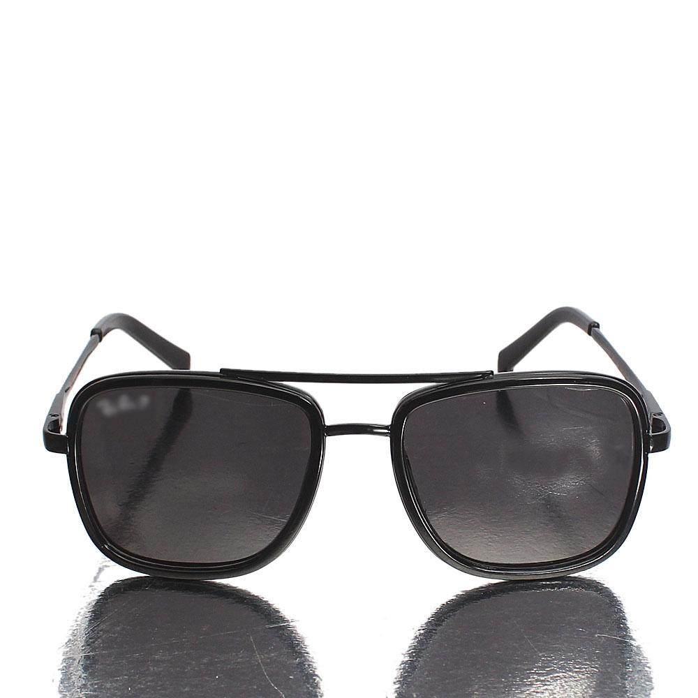 Black Aviator Pro Sunglasses