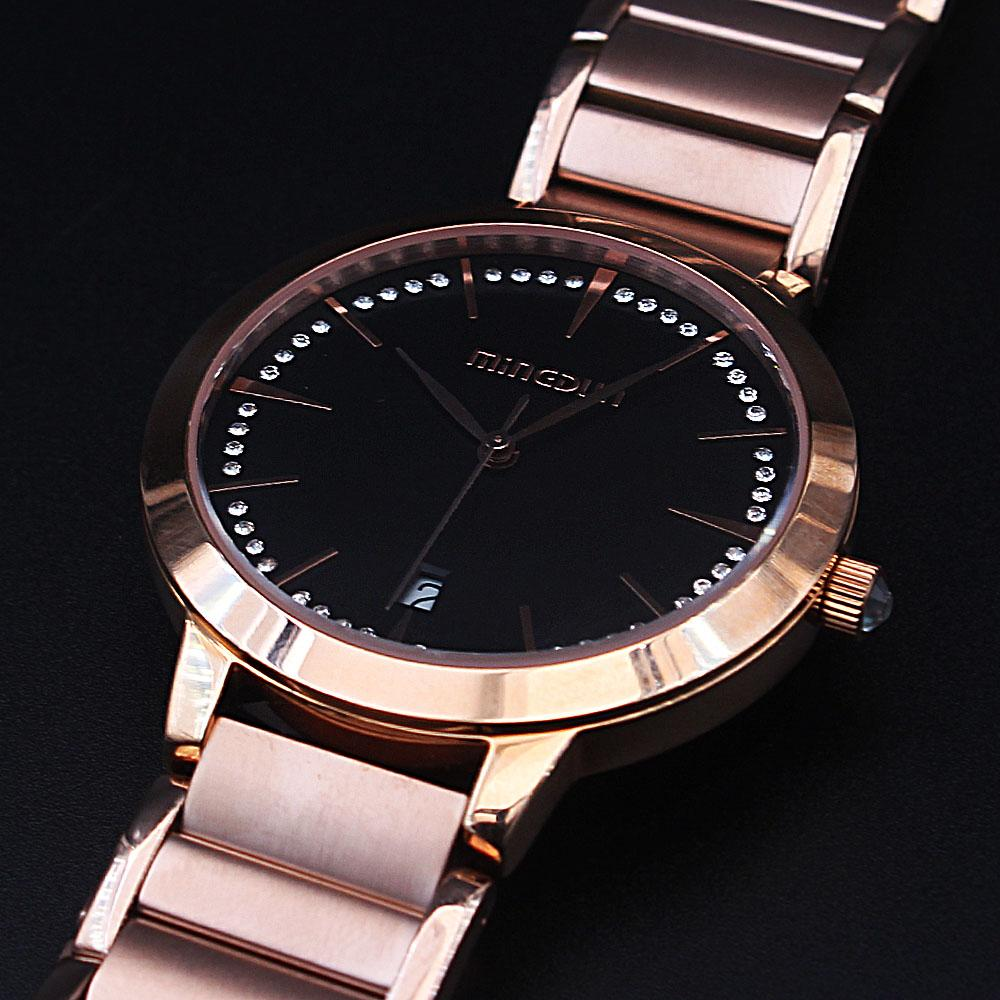 Shanghai Marcello Gold Strap Automatic Classic Watch