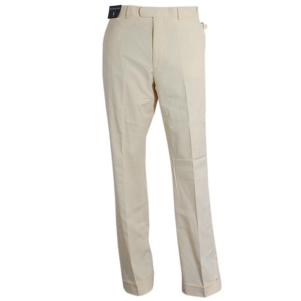 Polo Ralph Lauren Cream Men Chinos Trouser