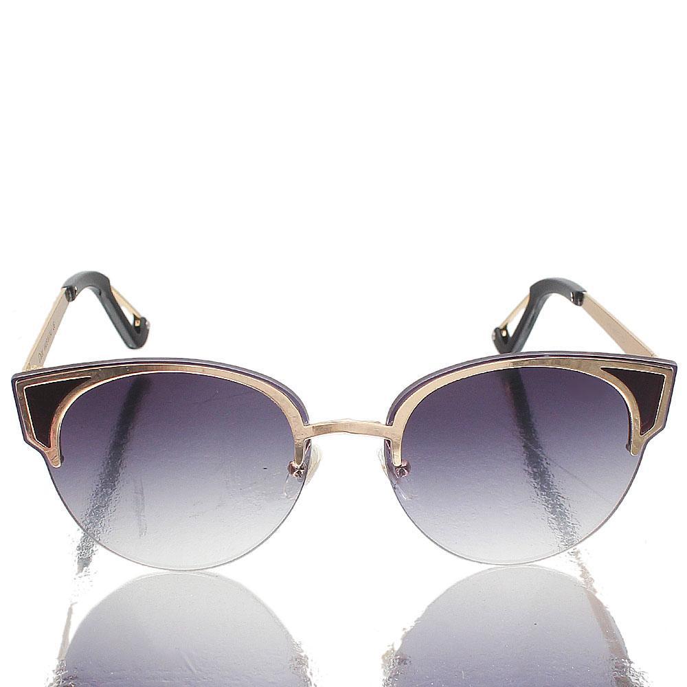 Gold-Black-Butterfly-Dark-Lens-Sunglasses