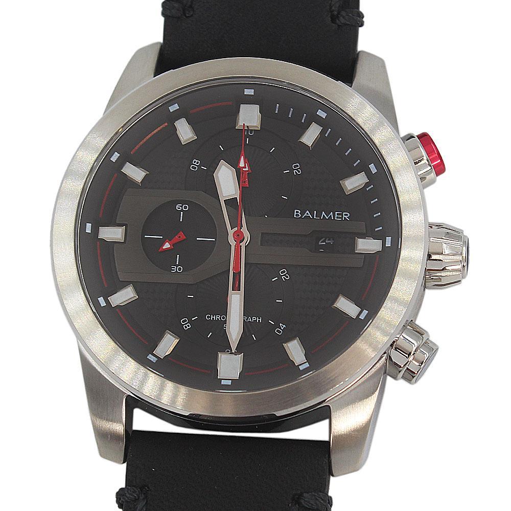 Big-Bang-Black-Leather-Navigators-Chronograph-Watch