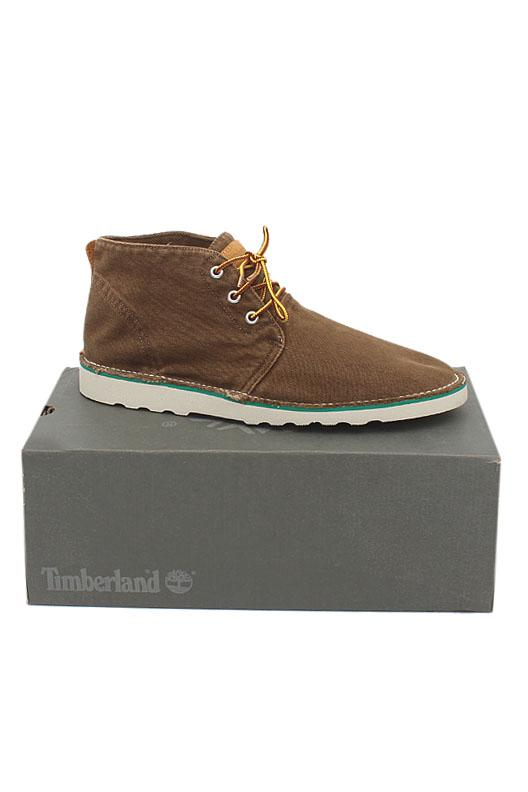 Timberland Earth keepers Brown White Lace Up Men Sneakers