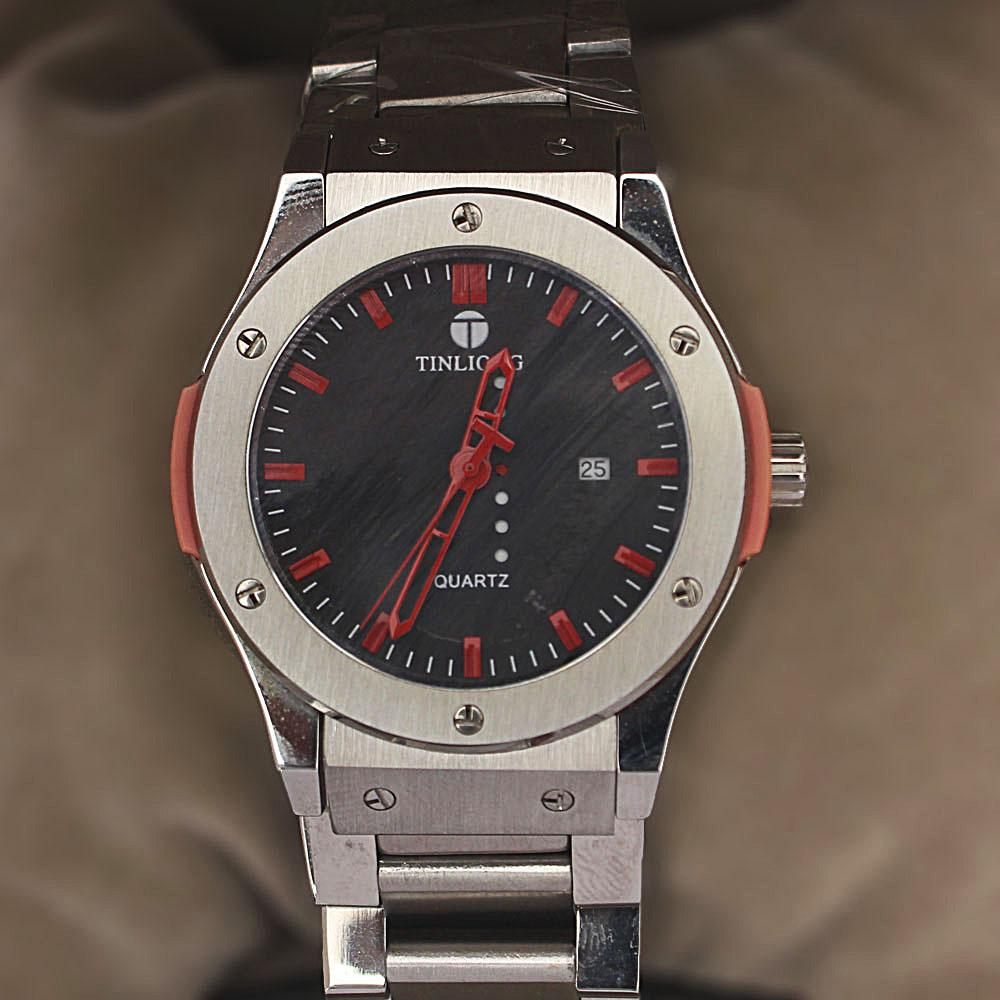 Big Bang Silver Stainless Steel Watch