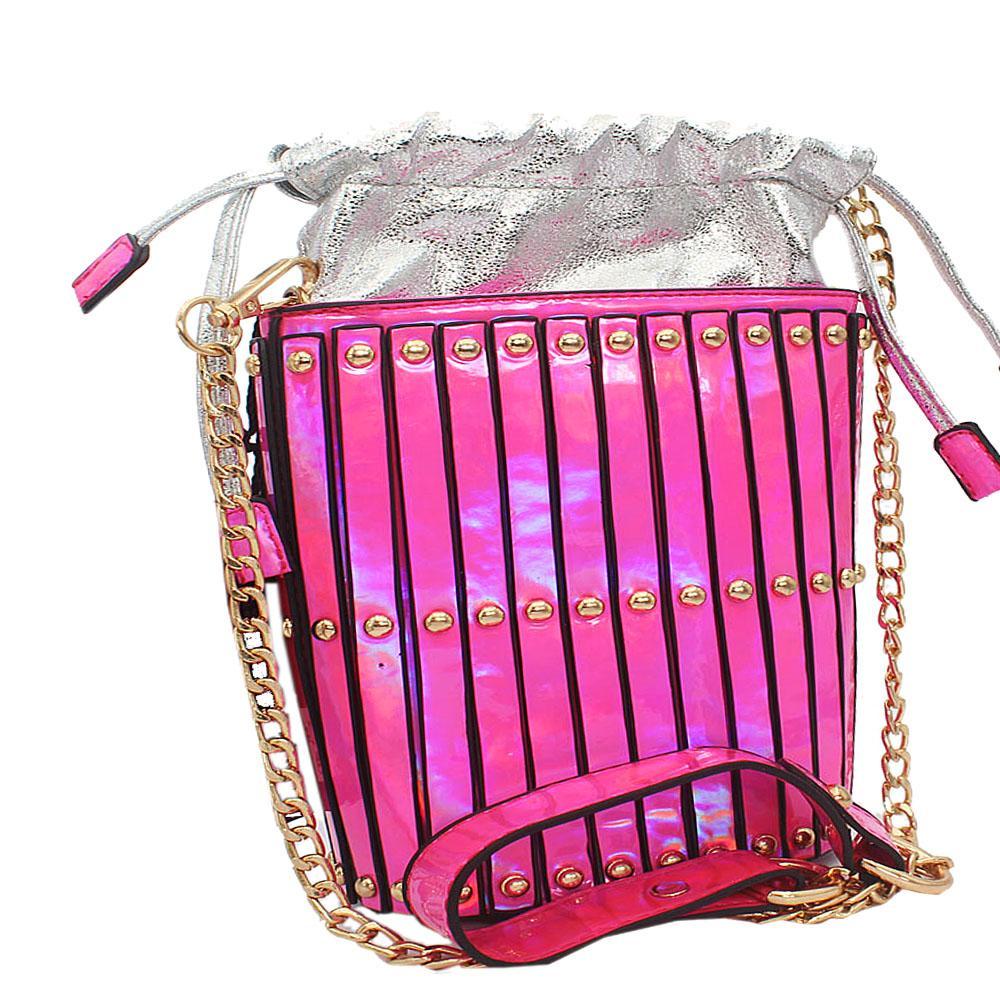 Pink Barbie Butter Cup Mini Bag