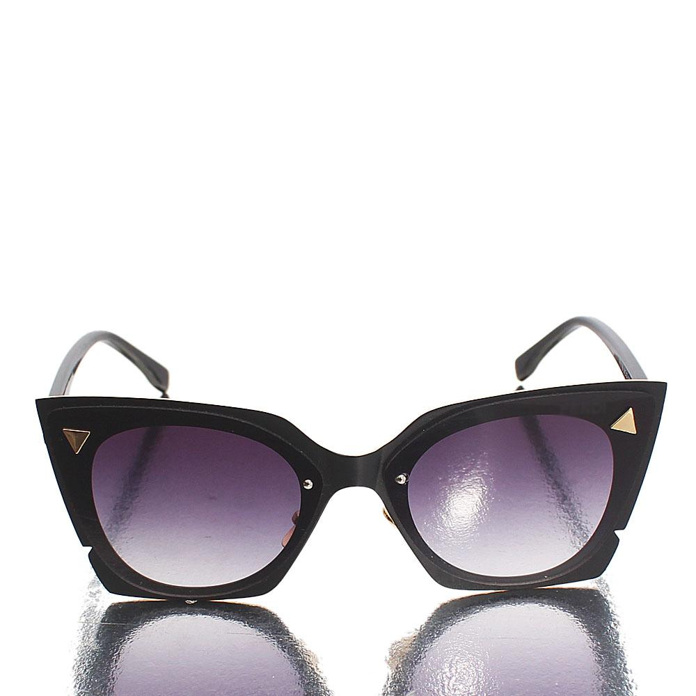 Black Butterfly Dark Lens Sunglasses