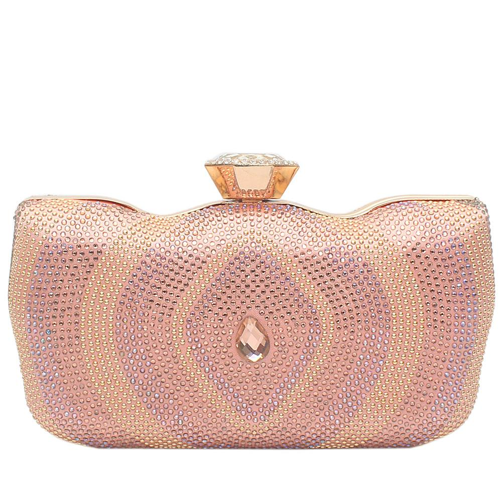 Peach Young Star Hard Clutch