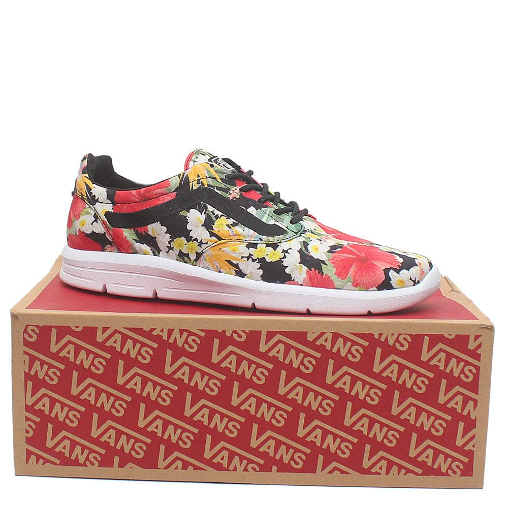 Vans Ultra Cush Lite Folral Fabric Men Sneakers