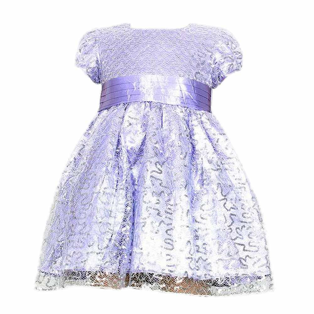 Rosenau Lilac Kiddies Dress