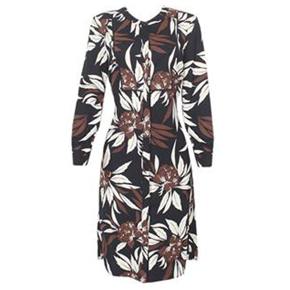 Autograph Multicolor L/Sleeve Ladies Shirt Dress