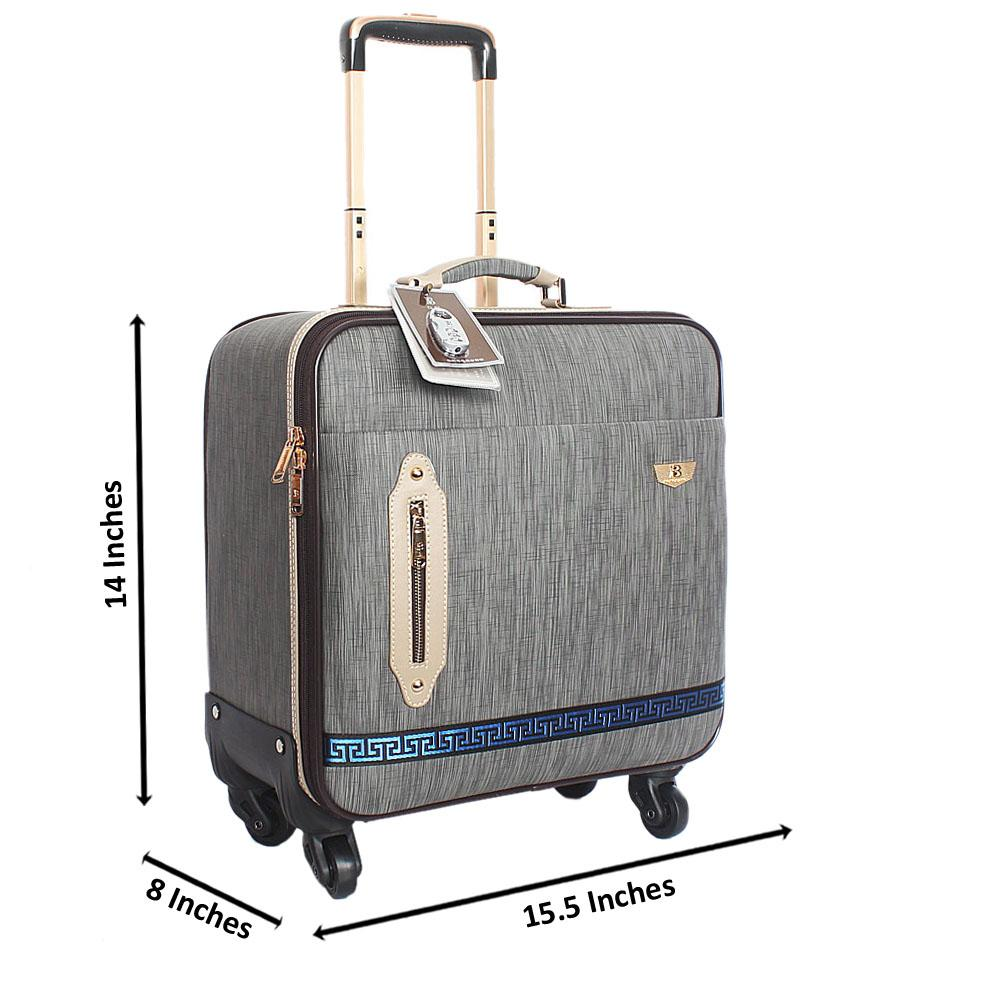 Gray-Cowboy-Leather-14-Inch-Pilot-Suitcase-Wt-Padlock