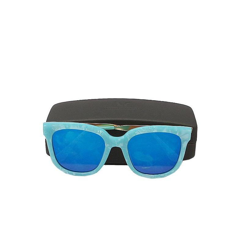 Gentle Monster Blue Polarized Sunglasses-