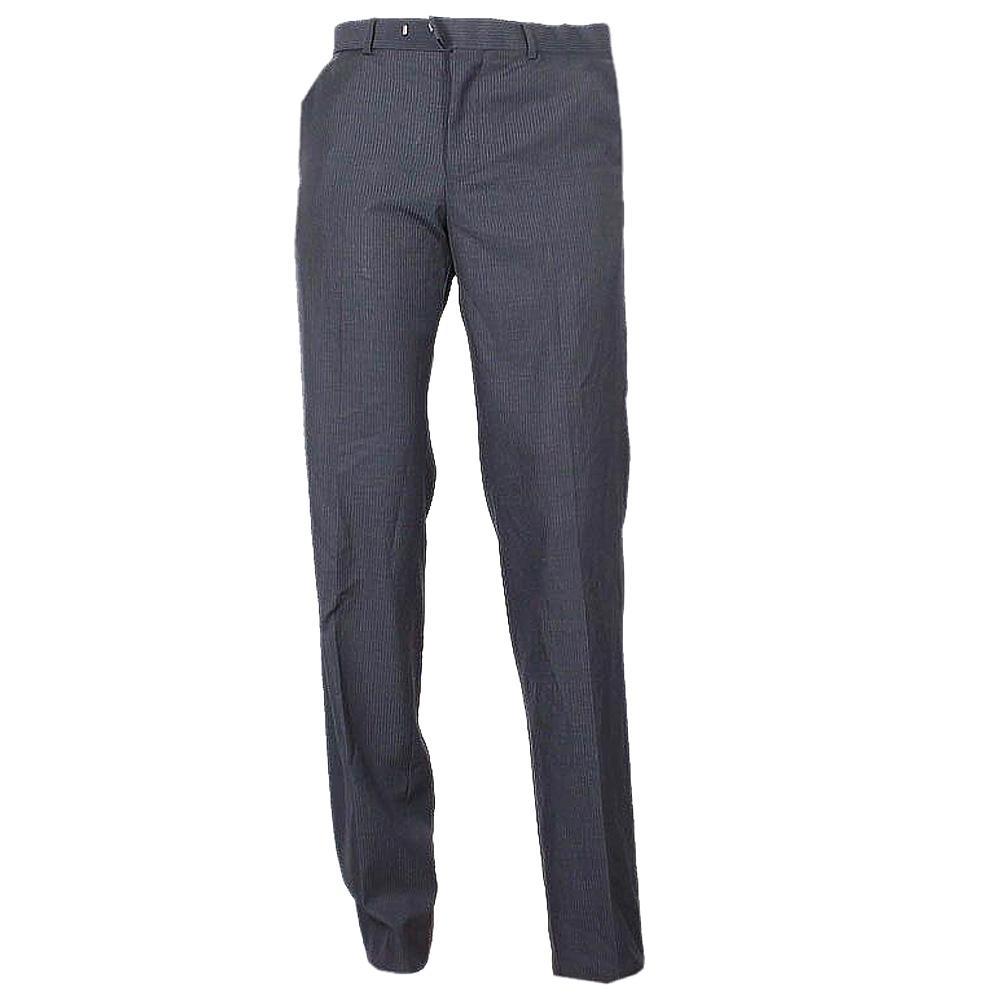 Marks & Spencer Black Stripe Men''s Pants Trouser W30,L33
