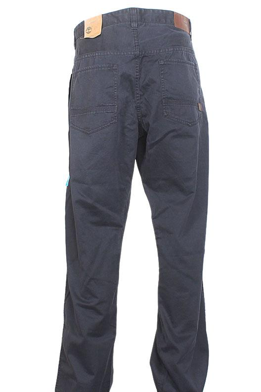 Timberland Navy Men Chinos Trouser