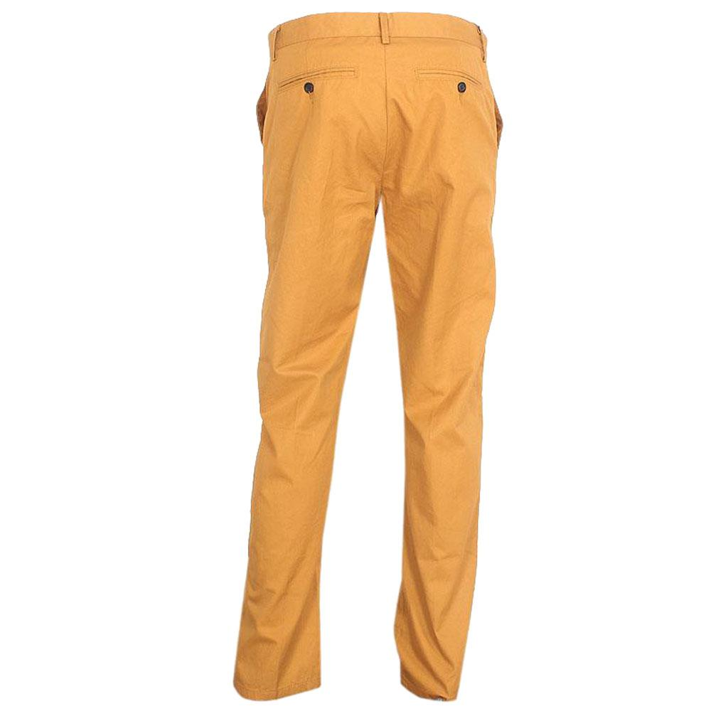 Mark-And-Spencers-Autograph-Brown-Mens-Chinos-Trouser-W34L41