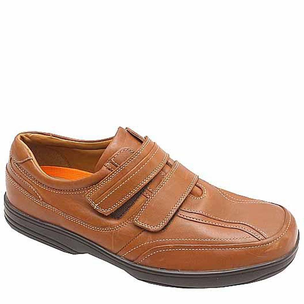 Marks & Spencer Airflex Brown Leather Men Shoe-42.5