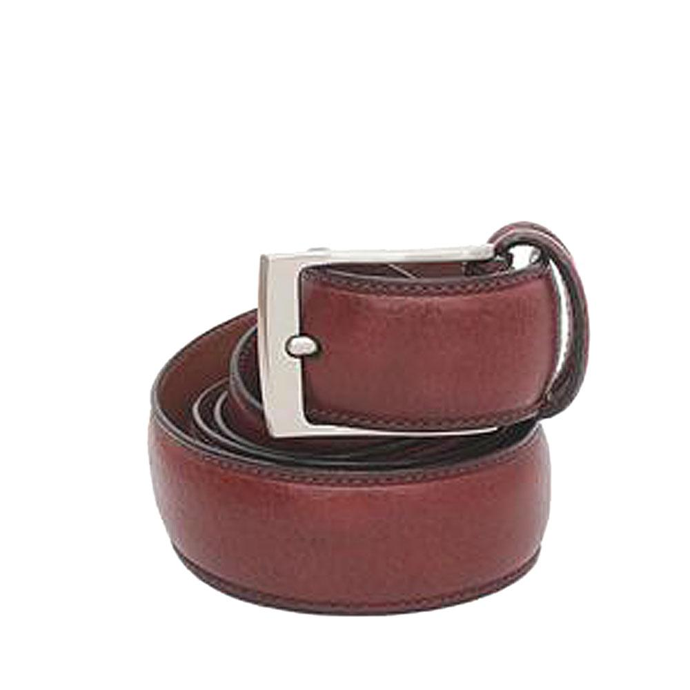 Marks & Spencer Brown Leather Mens Belt-L 36 Inches