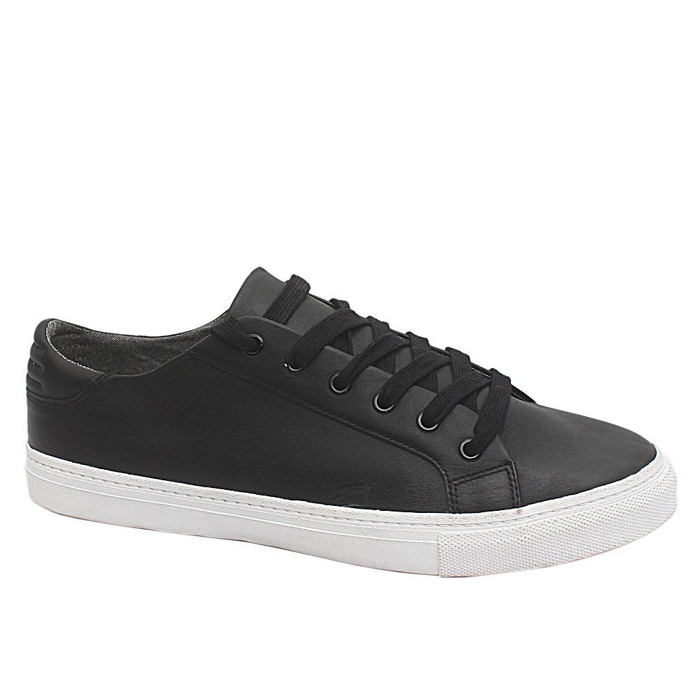 Autograph Black White Men Sneakers-Sz 45