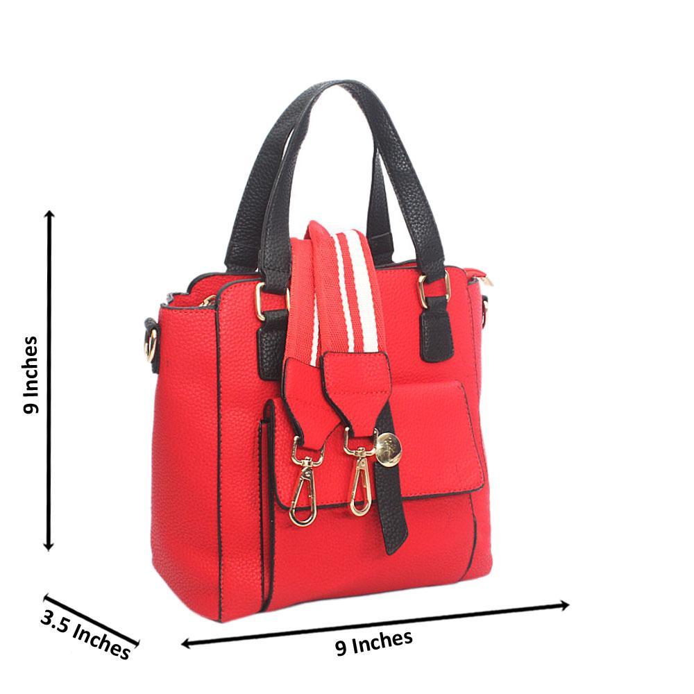 Red Moose Tandy Leather Handbag