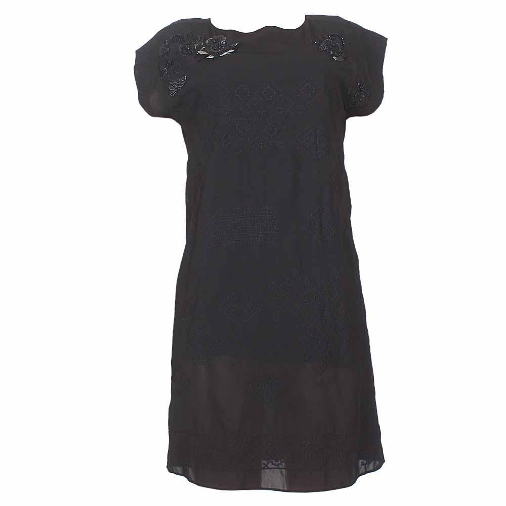 M & S Black Ladies Dress