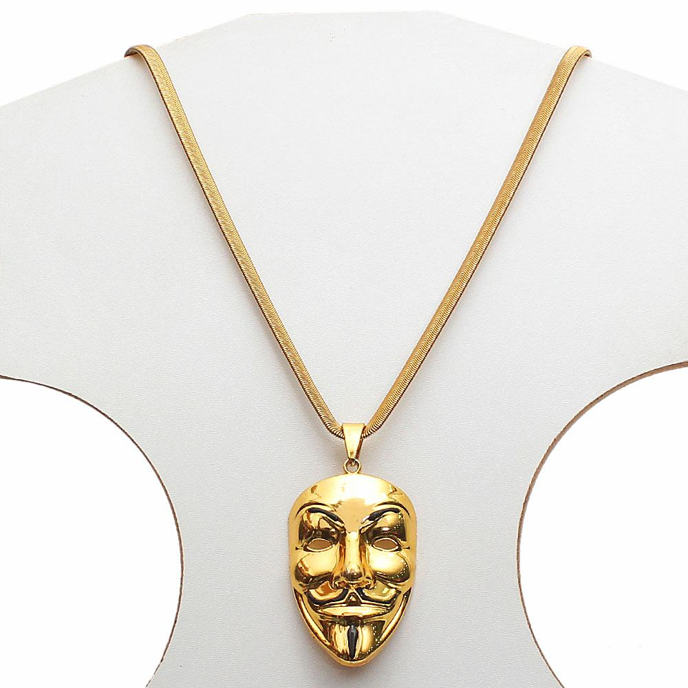 Jack the Gold  Necklace