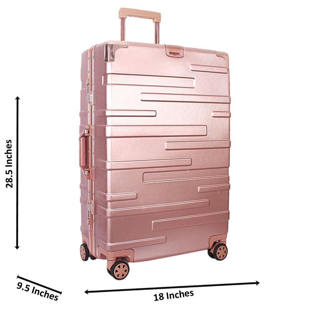 Baby Pink 29 inch HardShell Luggage Wt TSA Lock