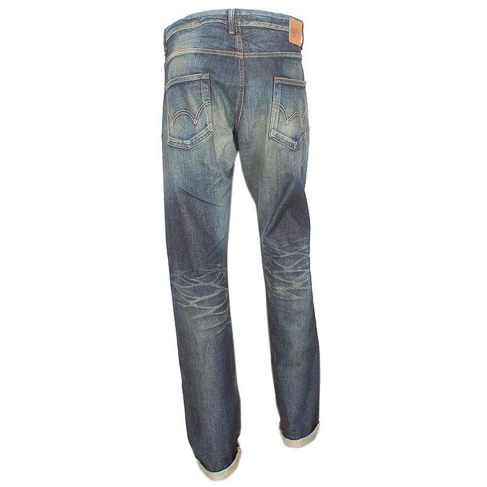 Edwin Gold Deep Green Men Jeans