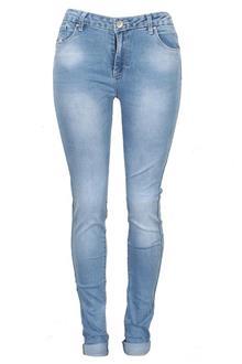 Toxik3 Blue Ladies Jeans