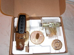 7104 Combination Lock