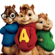 Alvin and the Chipmunks colouring pages