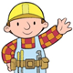 Bob the Builder colouring pages