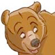 Brother Bear colouring pages
