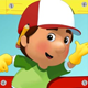 Handy Manny colouring pages