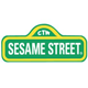 Seaseme Street colouring pages