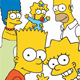 The Simpsons colouring pages
