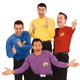 The Wiggles colouring pages