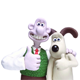 Wallace and Gromit colouring pages