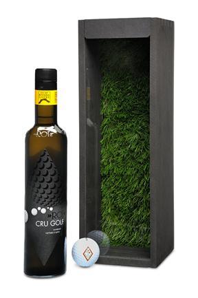 Cru Golf Sanremo Olio  DOP Riviera Ligure 0,5 l (scatola)