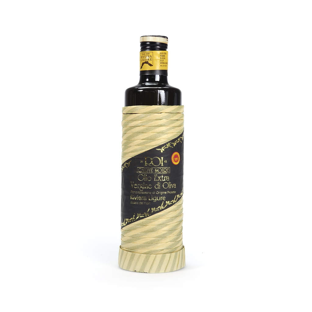 """""""Carte Noire"""" Olio DOP Riviera Ligure, 500ml"""