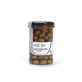 Taggiasca Olives in Brine, 190 gr. jar