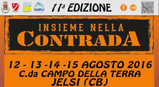 """Jelsi, Ferragosto in """"Contrada"""" fra musica, giochi e pietanze tradizionali"""