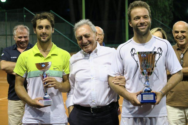 Tennis, Marco Simoni si aggiudica il III Open Citt? di Termoli