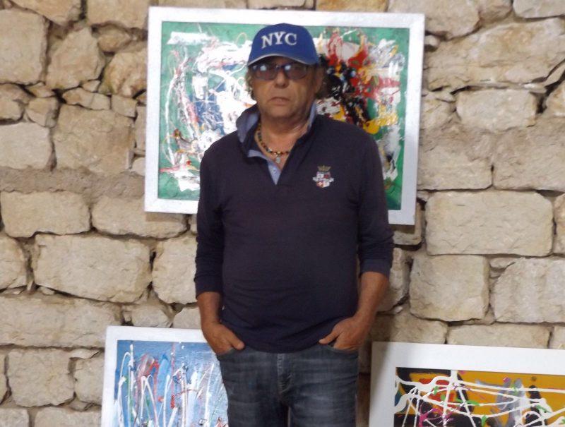 Le opere di Piero Perrino per l'S.S.D. Citt? di Campobasso