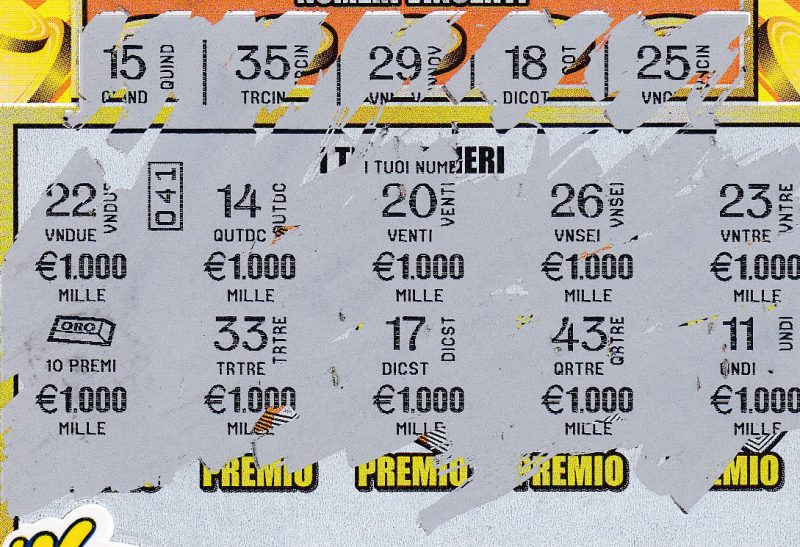 Gratta e vince 10mila euro, la dea bendata bacia ancora Termoli