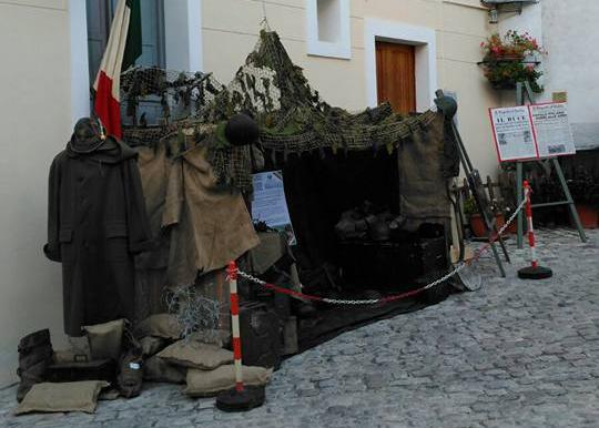 A Larino un Museo della Seconda Guerra Mondiale