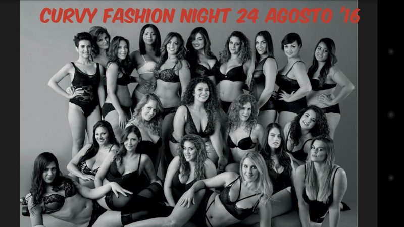 MODA – Curvy Fashion Night, prima edizione a San Giovanni in Galdo