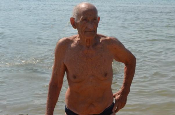 Ottant'anni di nuoto, Termoli celebra Antonio Casolino