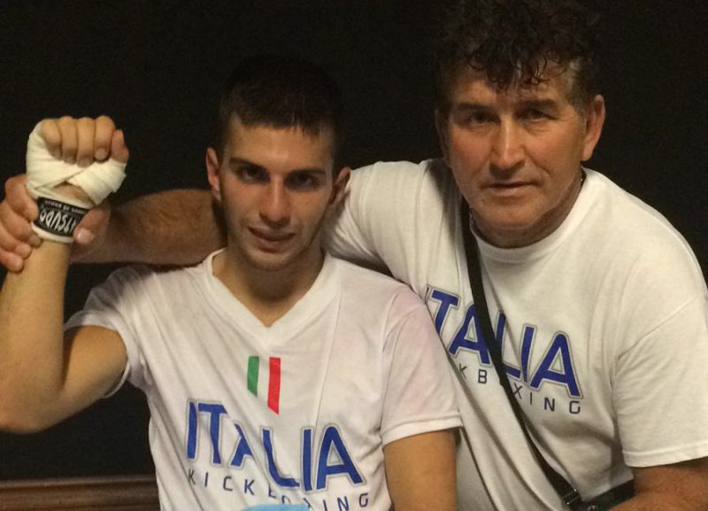 Mondiali di Kick Boxing, Mattia Amatuzio combatte per l'oro
