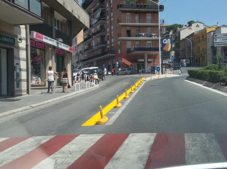 """""""A Campobasso ? impossibile attraversare"""", la denuncia di una cittadina (LETTERA AL DIRETTORE)"""