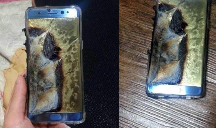 Esplode la batteria, Samsung blocca la vendita del Galaxy Note 7